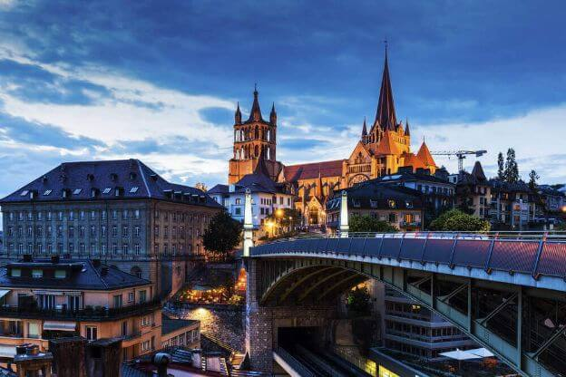 Tips for finding a place to live in Lausanne